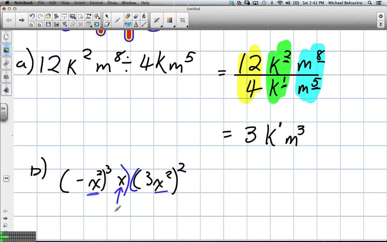 Grade 9 Academic Math Worksheets & 3rd Grade 4th Grade Math