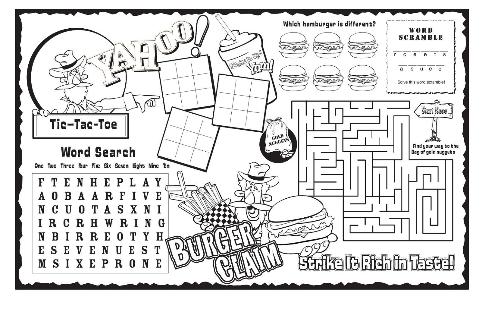 Kids  Kids Activities Sheets  Spring Worksheets For Kids Color
