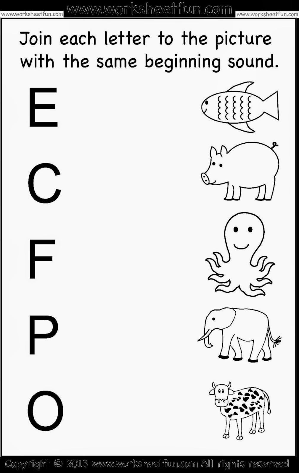 Kids  Spelling Worksheets For Kindergarten  Kindergarten