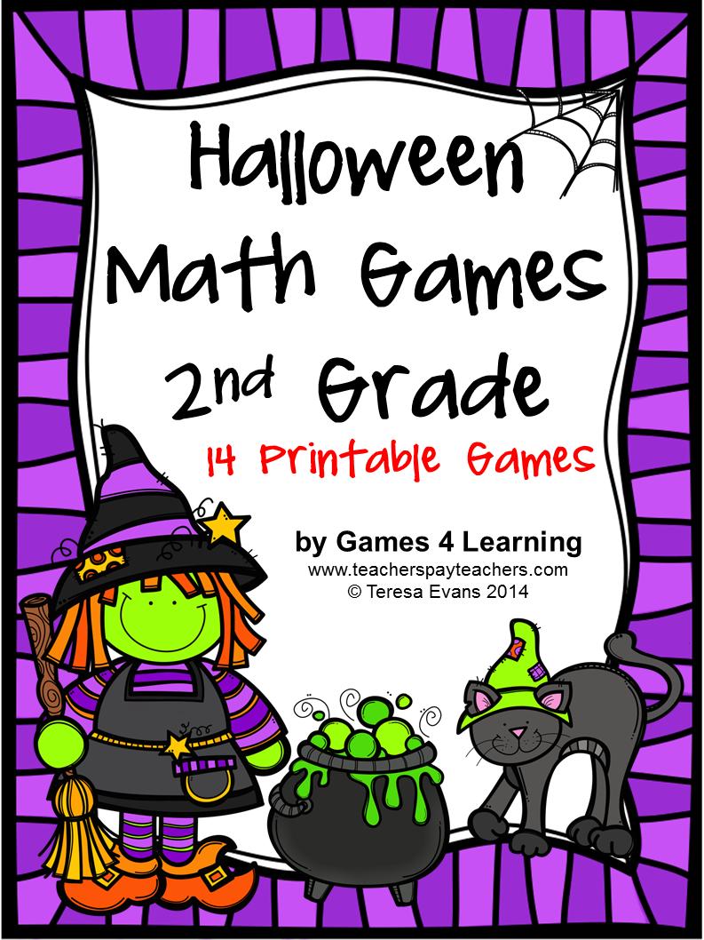 Kindergarten Multiplication Halloween Worksheets Pics