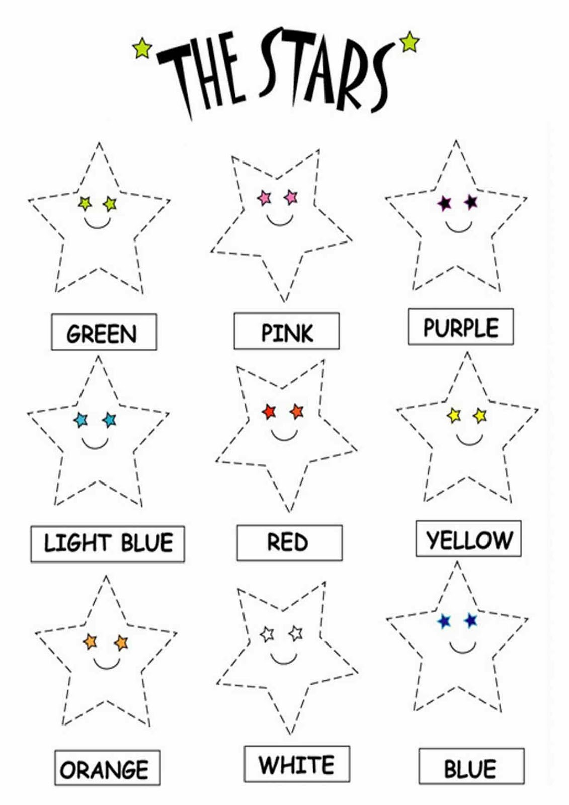 Math Worksheets Free Colouring For Kindergarten Color By Letter