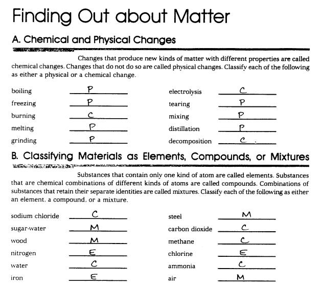 Mixture Problems Worksheet