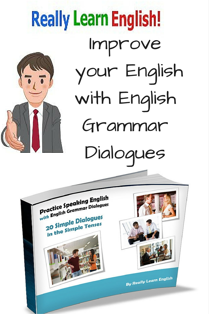 Practice Speaking English With 20 Illustrated English Grammar