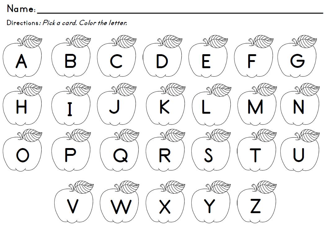 Exelent Preschool Apple Worksheets Sketch - Worksheet Math for ...