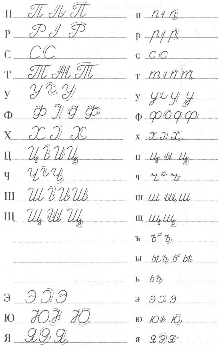 Russian Alphabet Printable Worksheets Worksheets For All