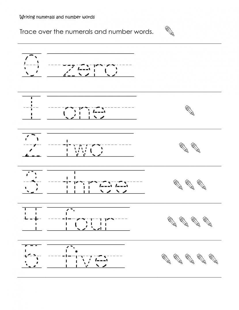 Valentine Math Worksheets First Grade Beginning Handwriting For