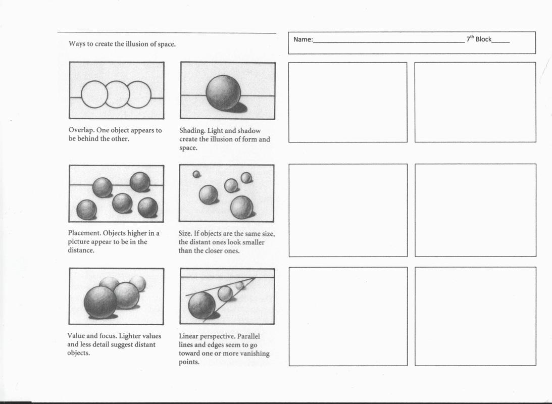 Value Worksheet Art Worksheets For All