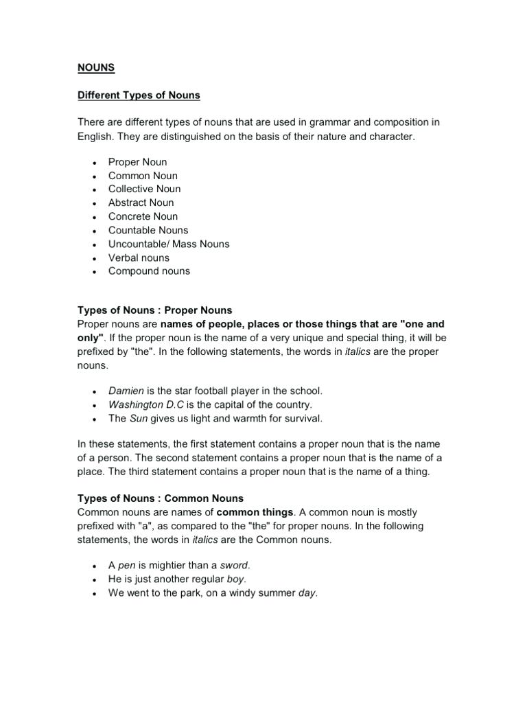 Worksheet  Abstract Noun Worksheets For Grade 4 Suitable