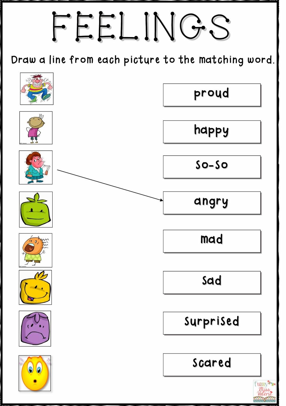 Worksheet  Emotions Worksheet  Grass Fedjp Worksheet Study Site