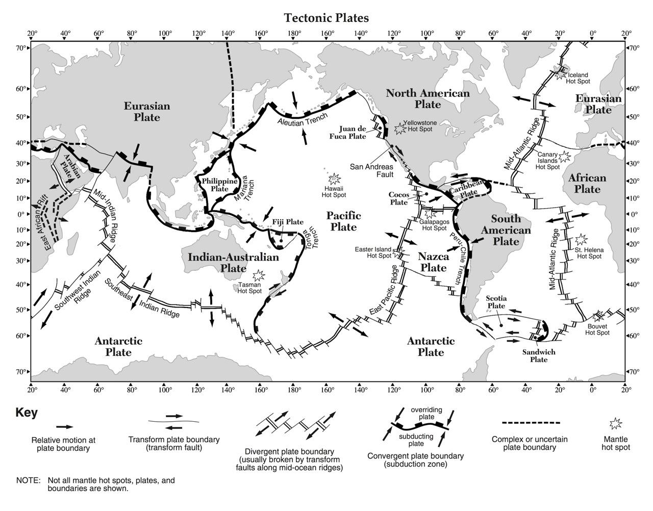 Worksheet  Tectonic Plates Worksheet  Grass Fedjp Worksheet Study Site