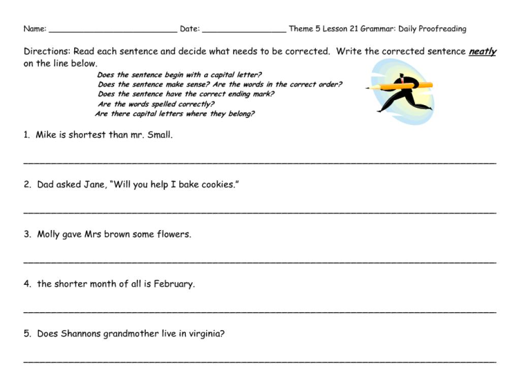 Worksheet  Theme Worksheets 4th Grade  Brunokone Worksheet Study Site