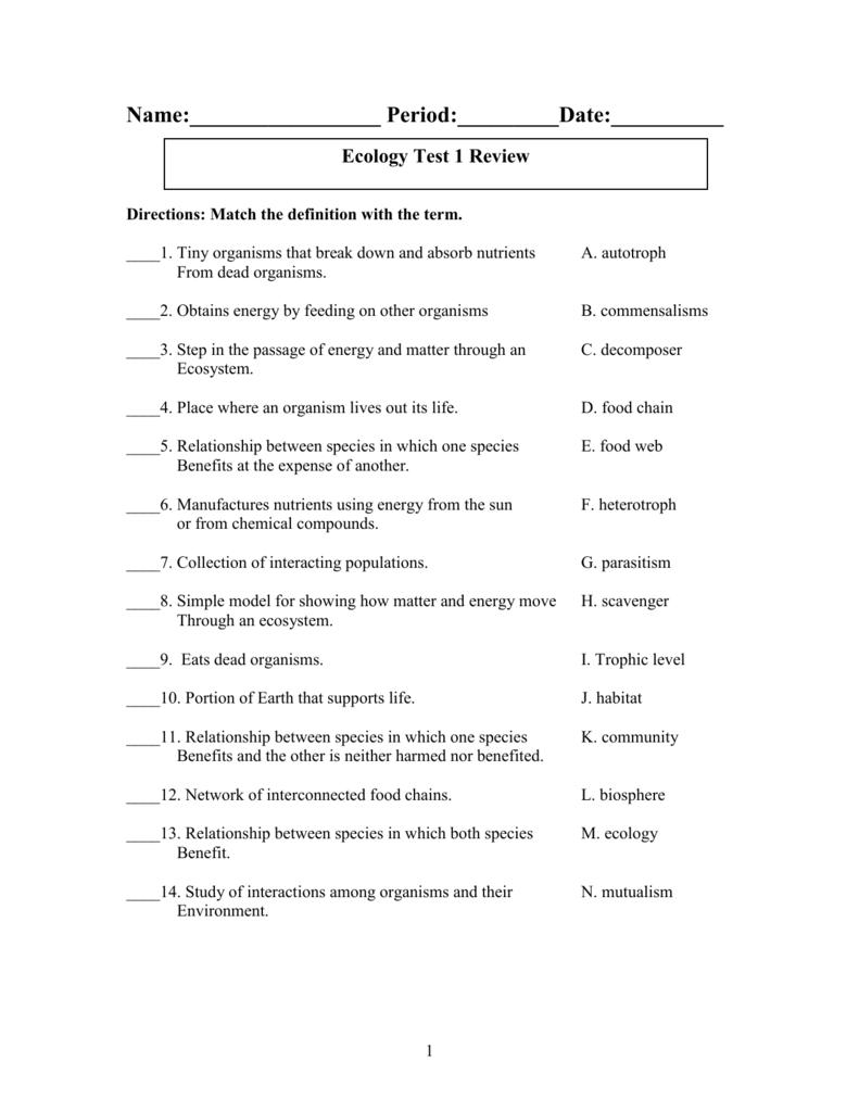 Worksheet  Types Of Symbiosis Worksheet  Grass Fedjp Worksheet