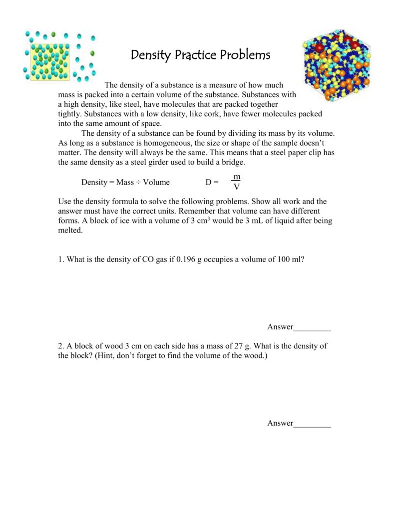 005877294 1 Png Density Problems Worksheet