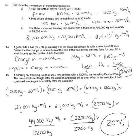 Brilliant Ideas Of Physics Worksheets With Answers For Service