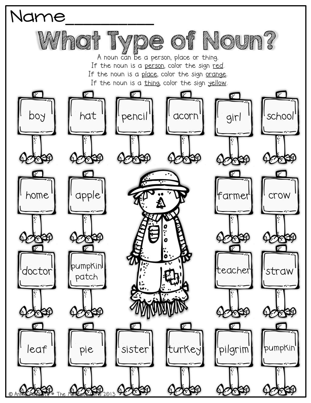 Nouns (proper And Common) …