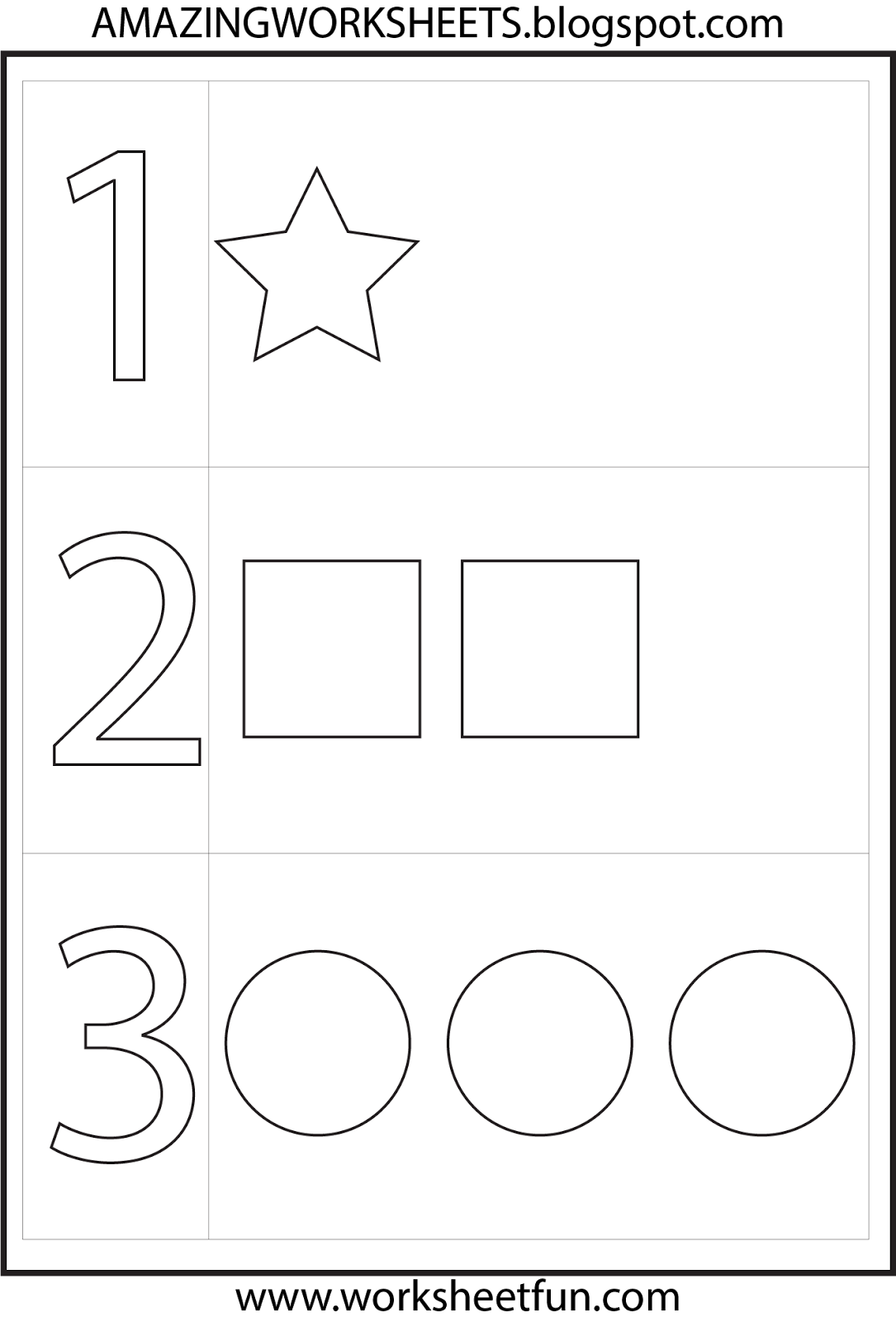 Numbers Preschool