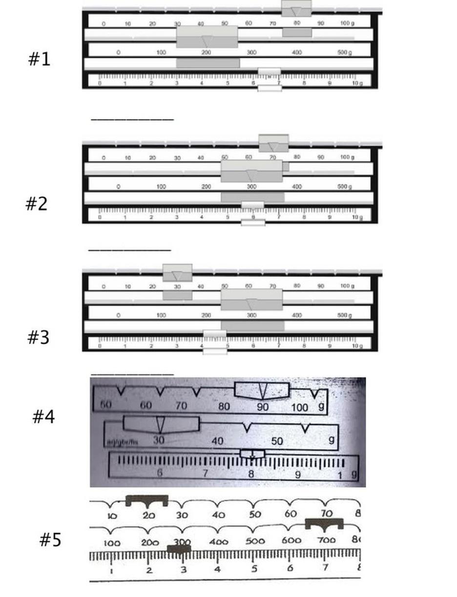 Reading A Triple Beam Balance Worksheet Photos – Worksheets Samples