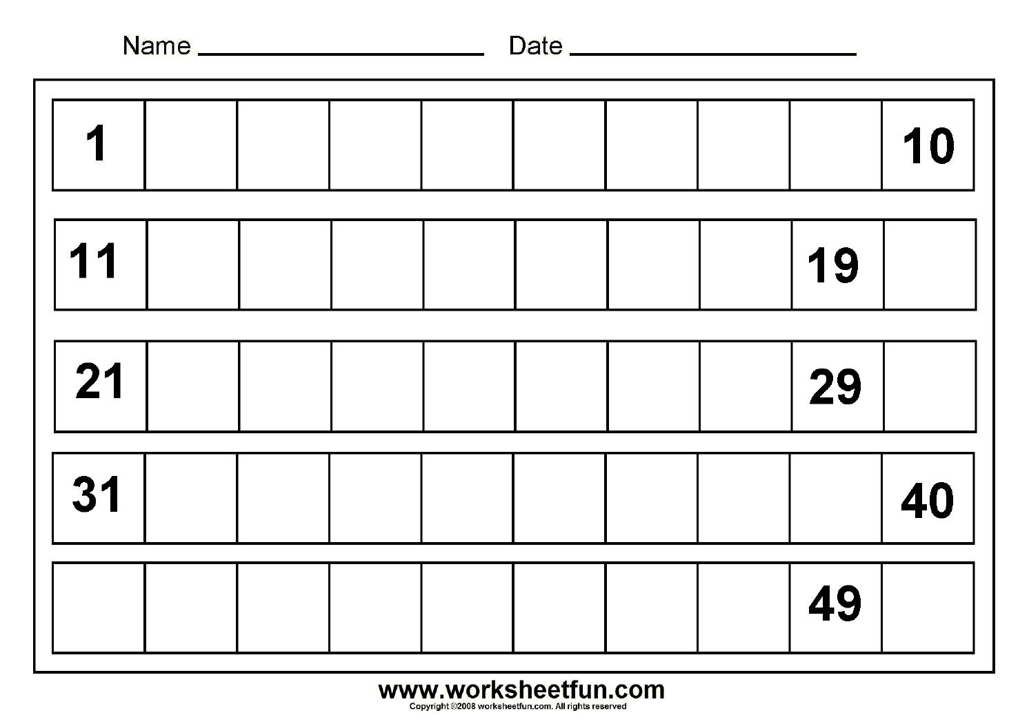 Worksheet  Number Sense Worksheets  Thedanks Worksheet For Everyone