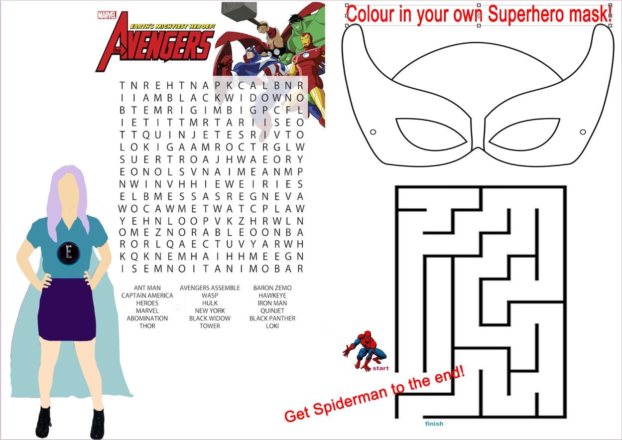 Worksheet  Superhero Worksheets  Thedanks Worksheet For Everyone