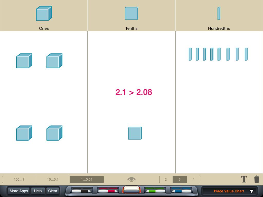 Base Ten Blocks Brainingcamp Two Digit Addition Using Worksheets