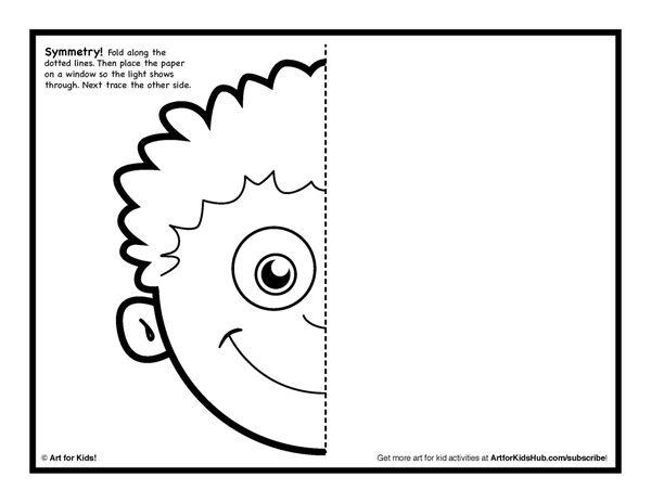 Enchanting Kids Drawing Worksheet Vignette