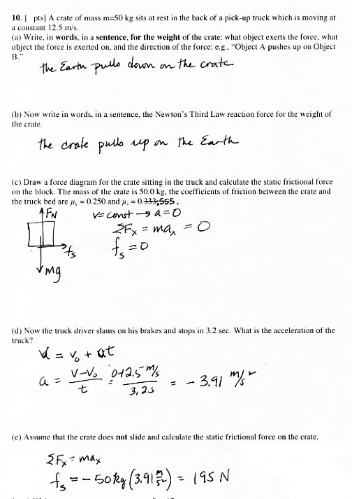 Friction Problems Worksheet The Best Worksheets Image Collection