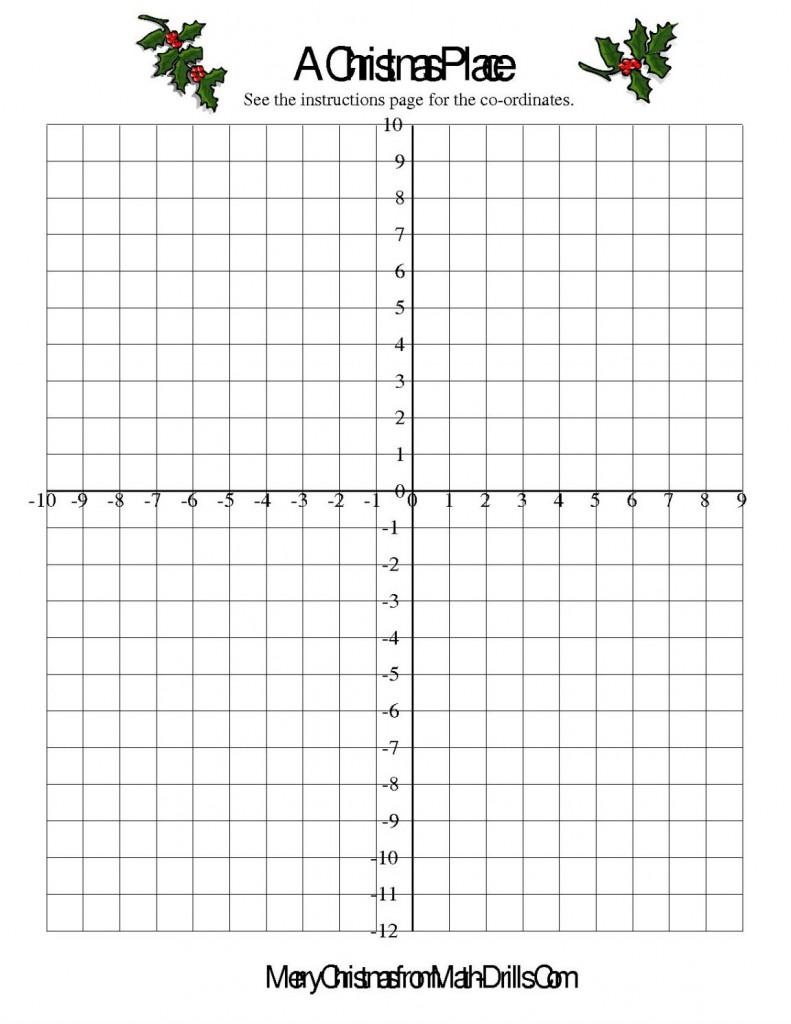 Fun Coordinate Plane Worksheets The Best Worksheets Image