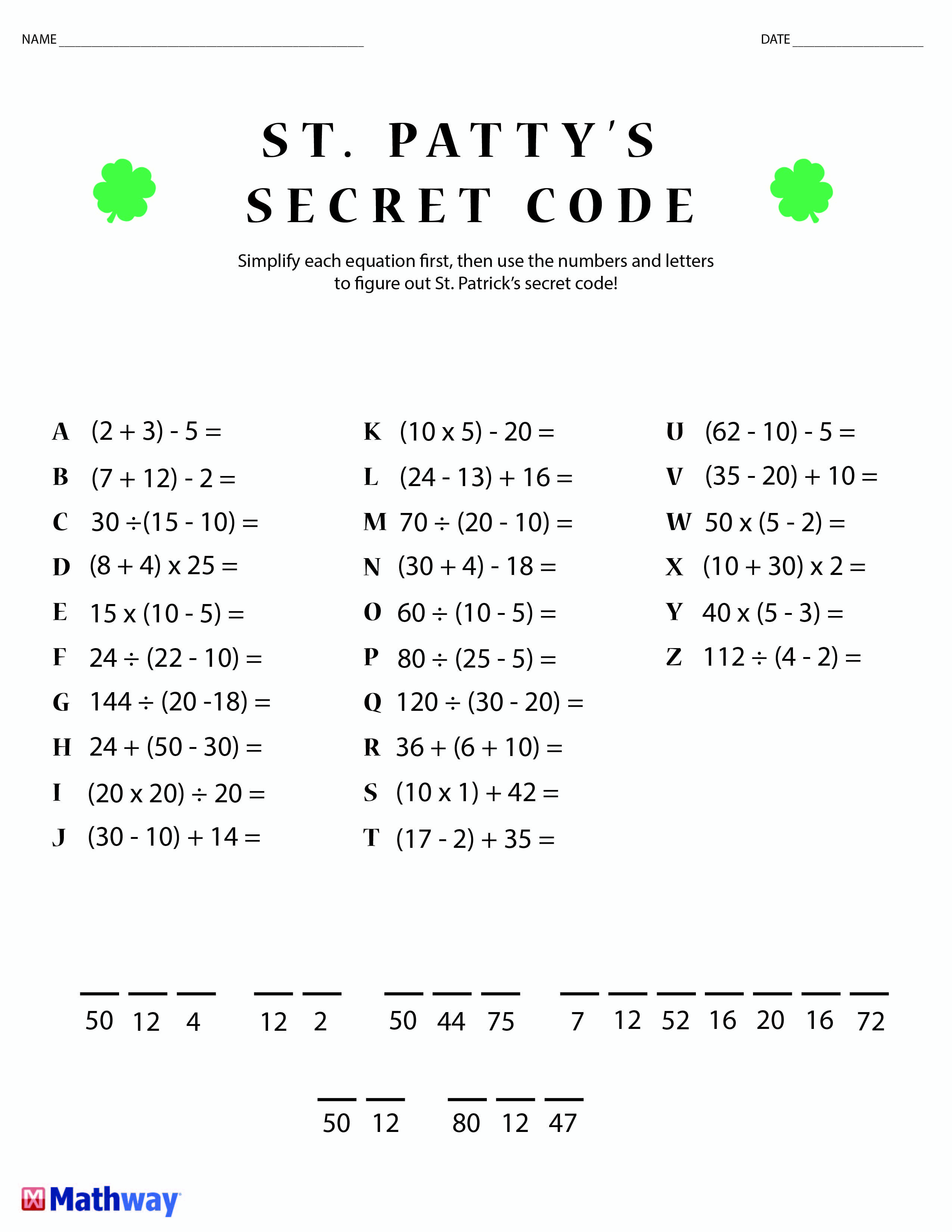 Fun Halloween Math Worksheets For All Download And Co