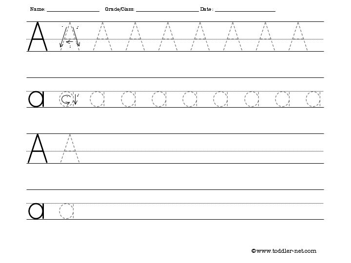 How To Write A Letter Worksheet Gallery