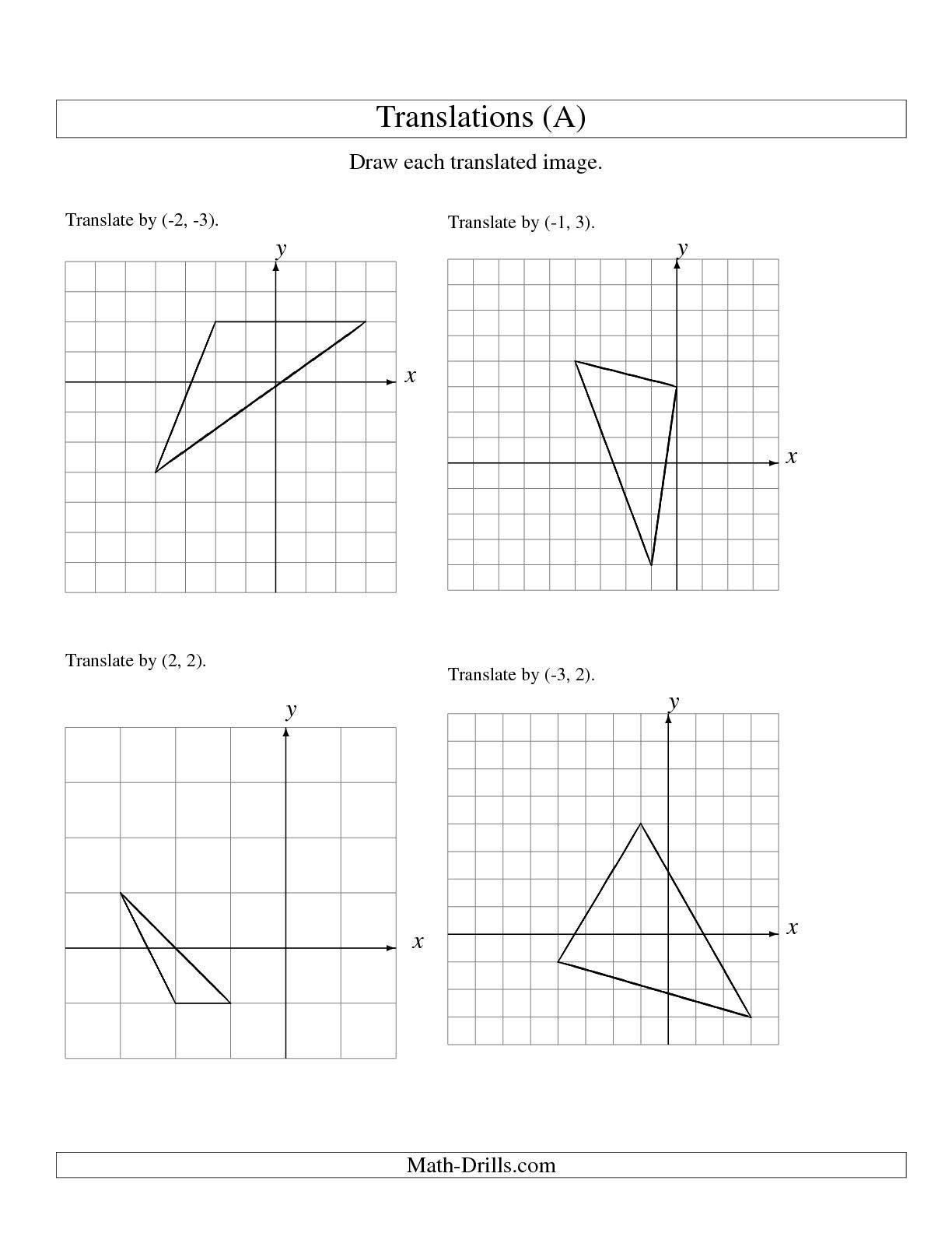 Kindergarten Math Worksheets Geometry Fun Curriculum