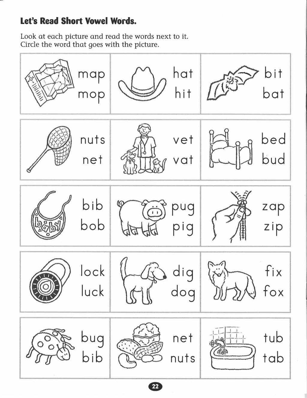 Long Sound Worksheets Pdf Oo For First Grade Vowel 2nd O Worksheet