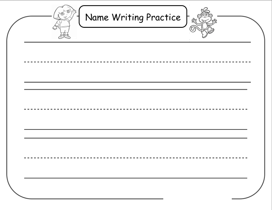 Name Worksheets The Best Worksheets Image Collection