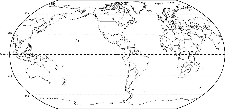 Ocean Currents Worksheets Middle School