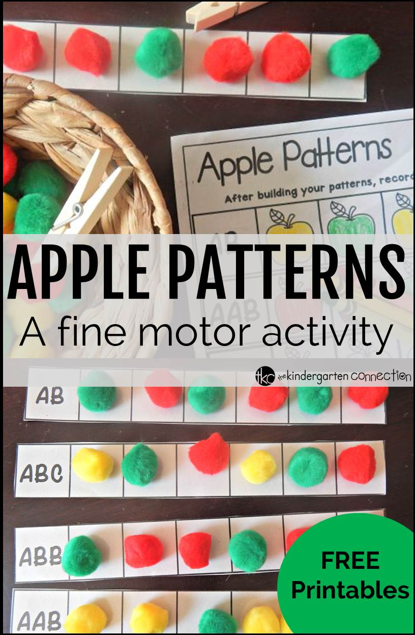 Pattern Worksheets For Kindergarten Amazing Colorings Ab Math Best