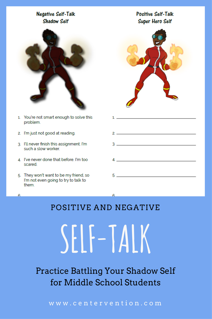 Positive And Negative Self
