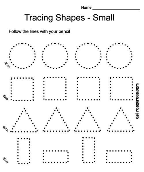 Prek Worksheets Free Printable The Best Worksheets Image