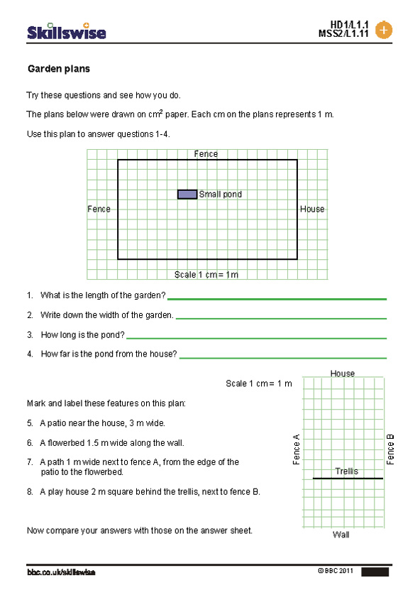 Scale Drawing Worksheet 7th Grade Pdf The Best Worksheets Image