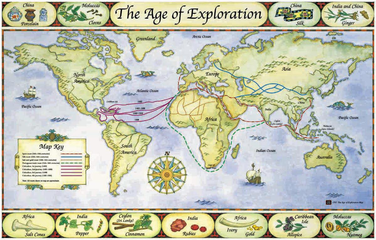 Unit 1  Age Of Exploration