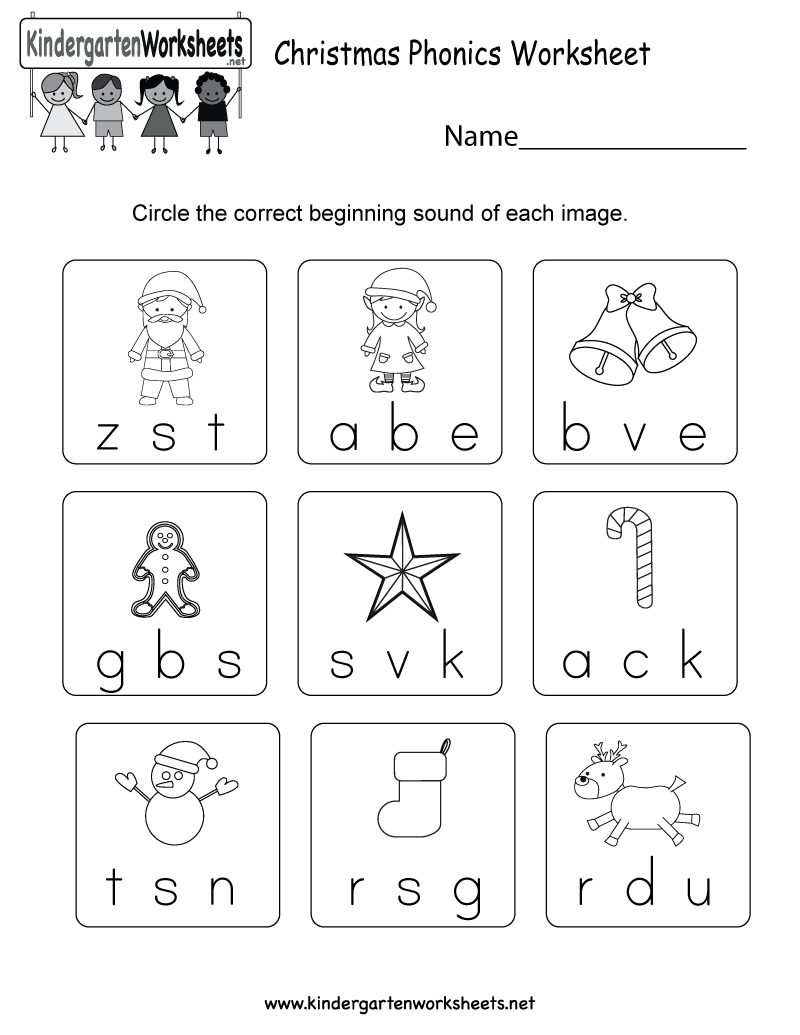 Useful Free Christmas Reading Worksheets Printables For