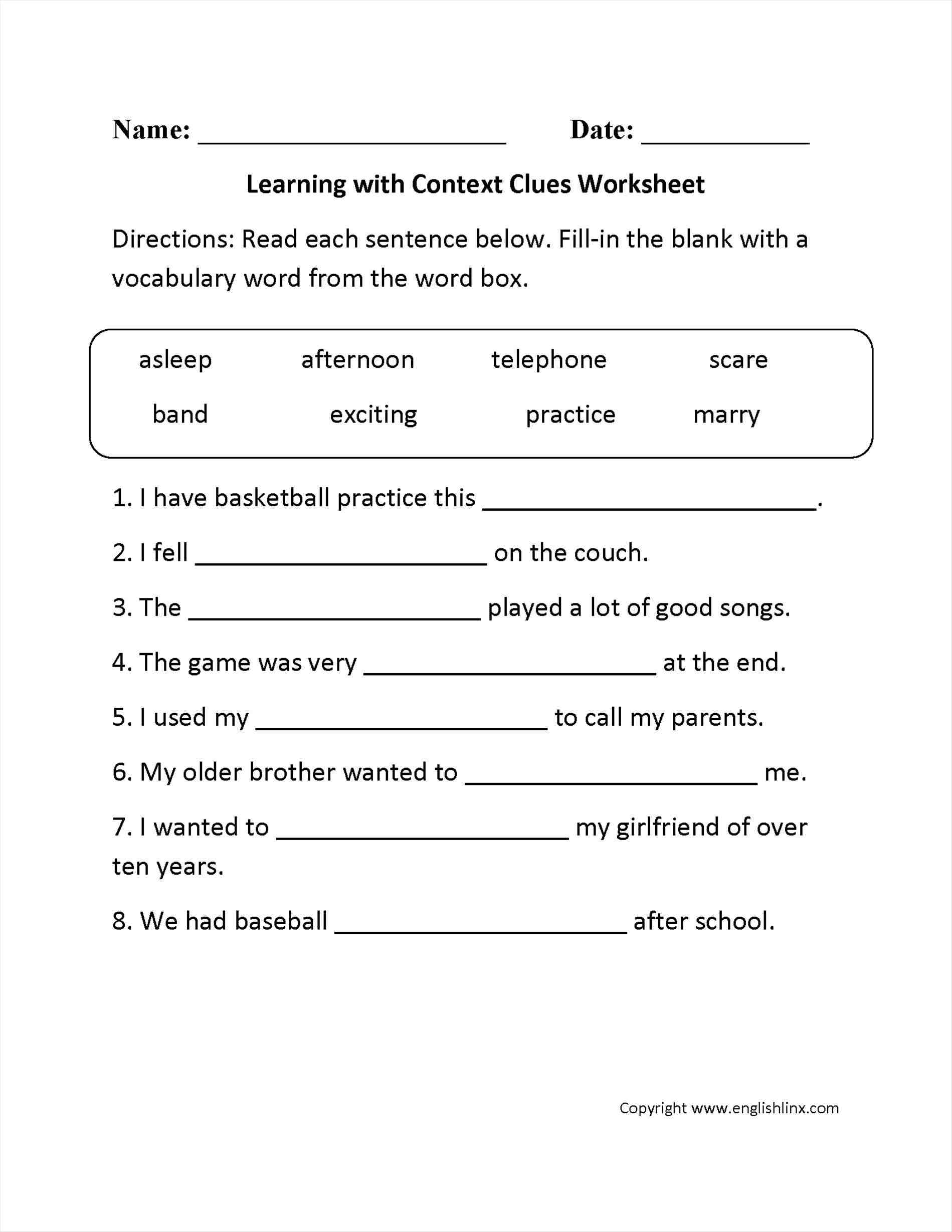 Worksheet  Drawing Conclusions Worksheet  Lindacoppens Worksheet