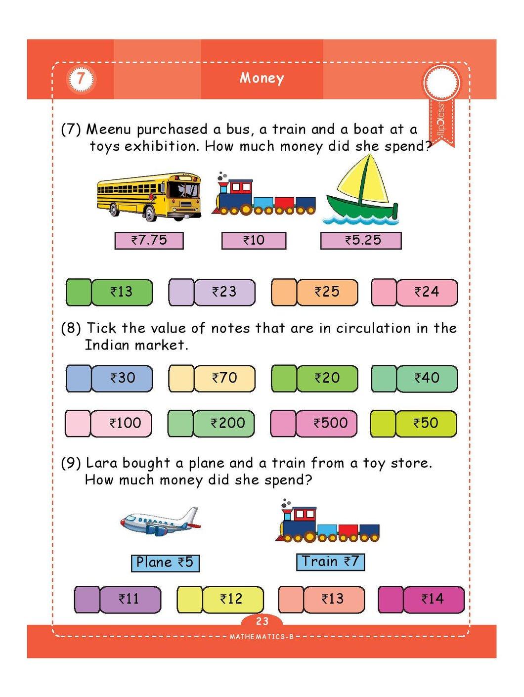Worksheet Genius Money