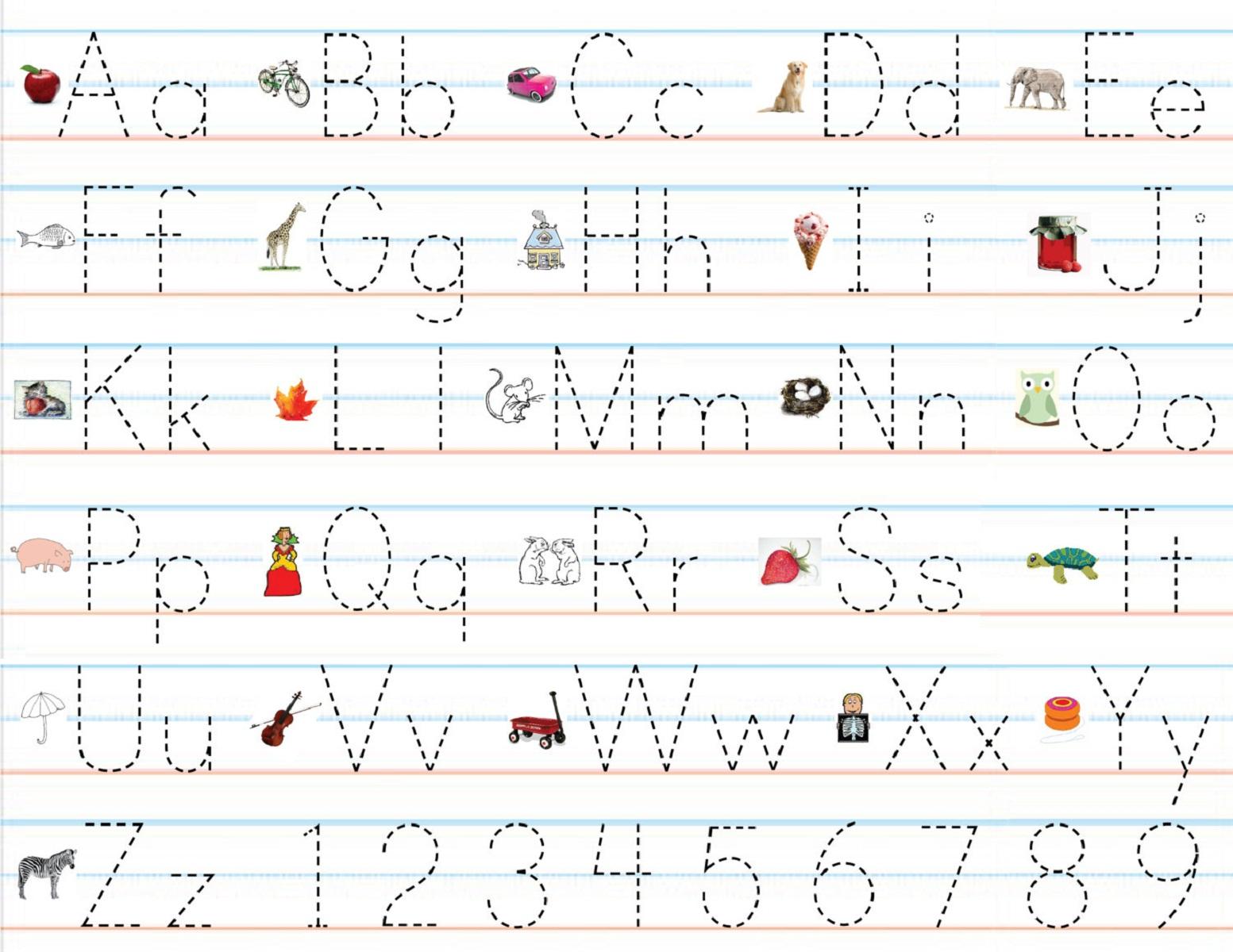 Worksheet Letter Writing Practice Sheets Mikyu Free Handwriting