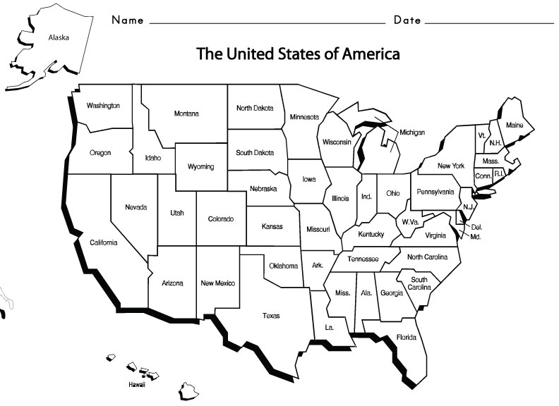 Worksheets For United States The Best Worksheets Image Collection