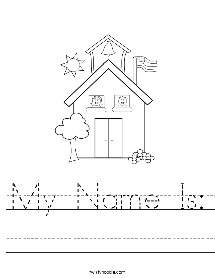 Write My Name Worksheet The Best Worksheets Image Collection
