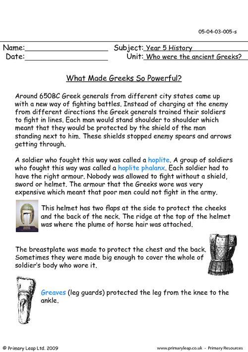 Ancient Greek Worksheets The Best Worksheets Image Collection
