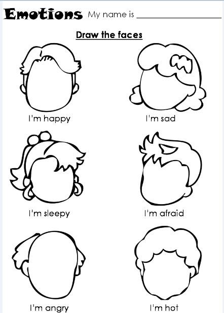 Anger Management Worksheets For Kids The Best Worksheets Image