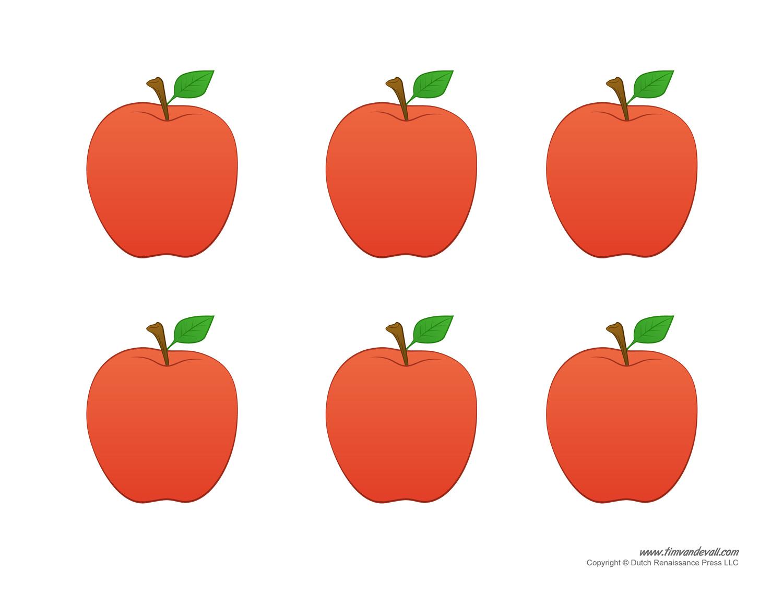Apple S For Preschool Printable Worksheets The Best Worksheets