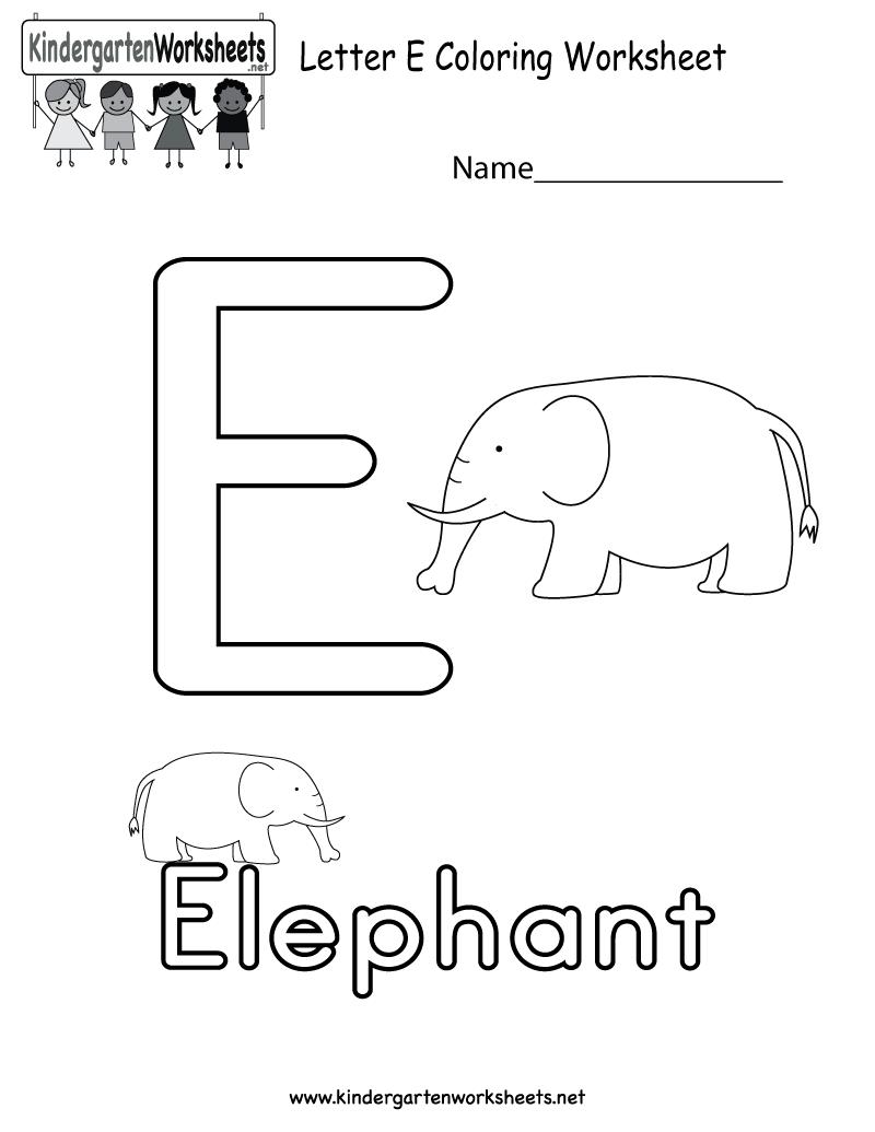 Breathtaking Letter E Worksheets 9 Preschool Worksheet 15 G Tim
