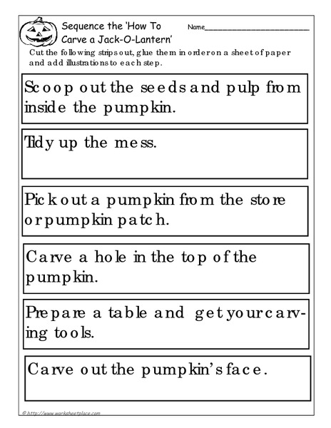 Collection Of Sequence Math Worksheets For 3rd Grade