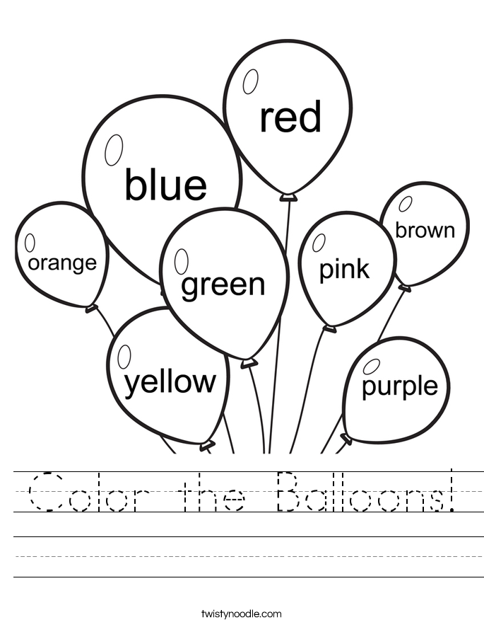 Coloring Activity Worksheets Printable To Amusing Color The